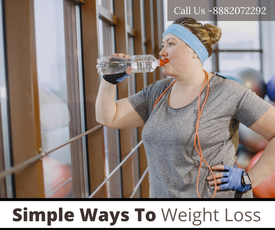 What Causes Weight Gain? | 5 Simple Ways to Lose Weight